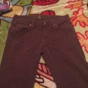 Chocolate Brown 7FAM Flares